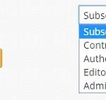 Cara Menambah user baru di Wordpress