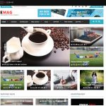Review Theme Wordpress eMag